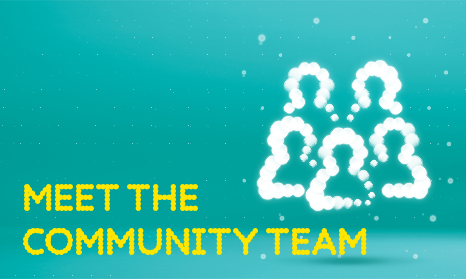 Meet the EE Community Team